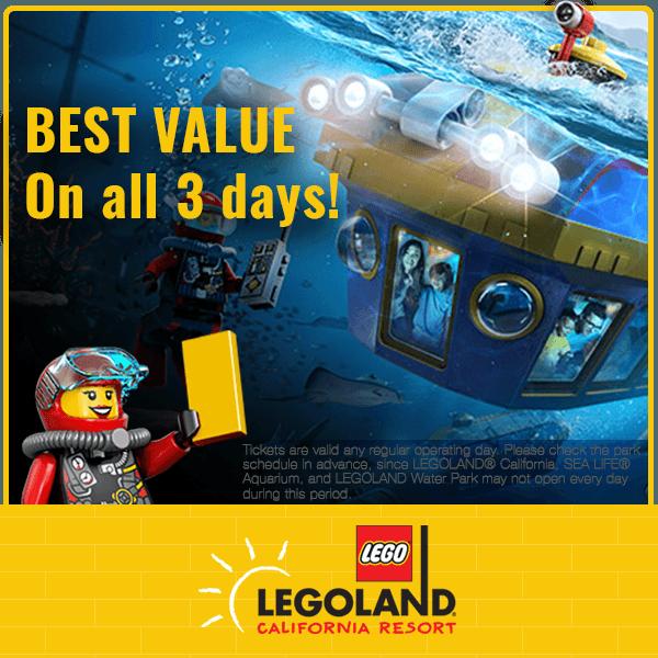 Legoland Marketing