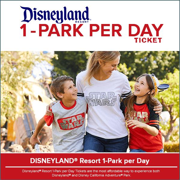 1 Park Per Day Marketing