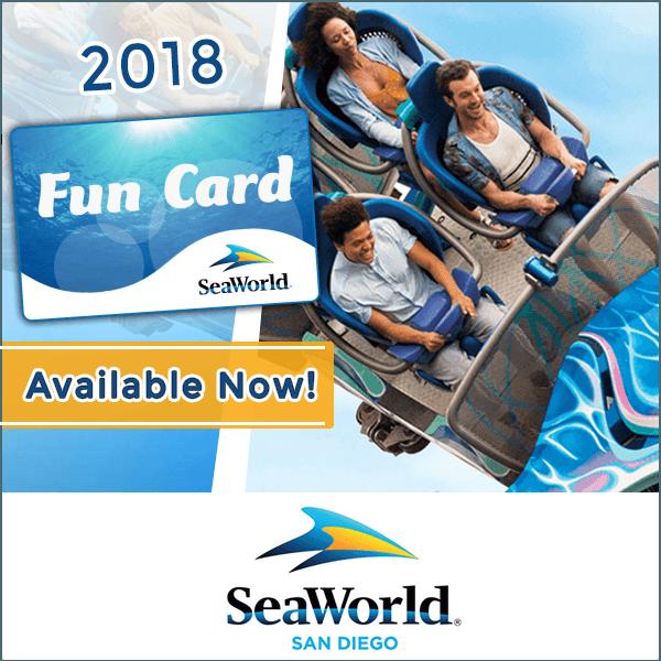 SeaWorld Marketing