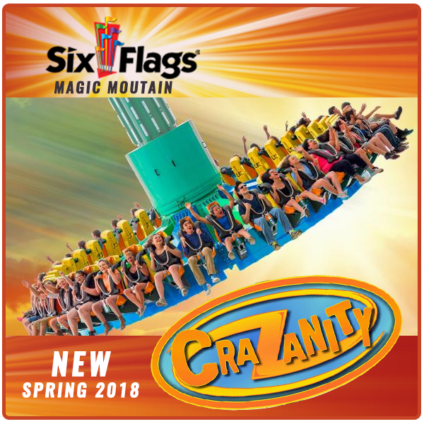 Six Flags Marketing