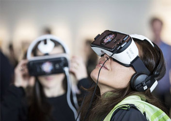 The Year Virtual Reality Becomes A Thing